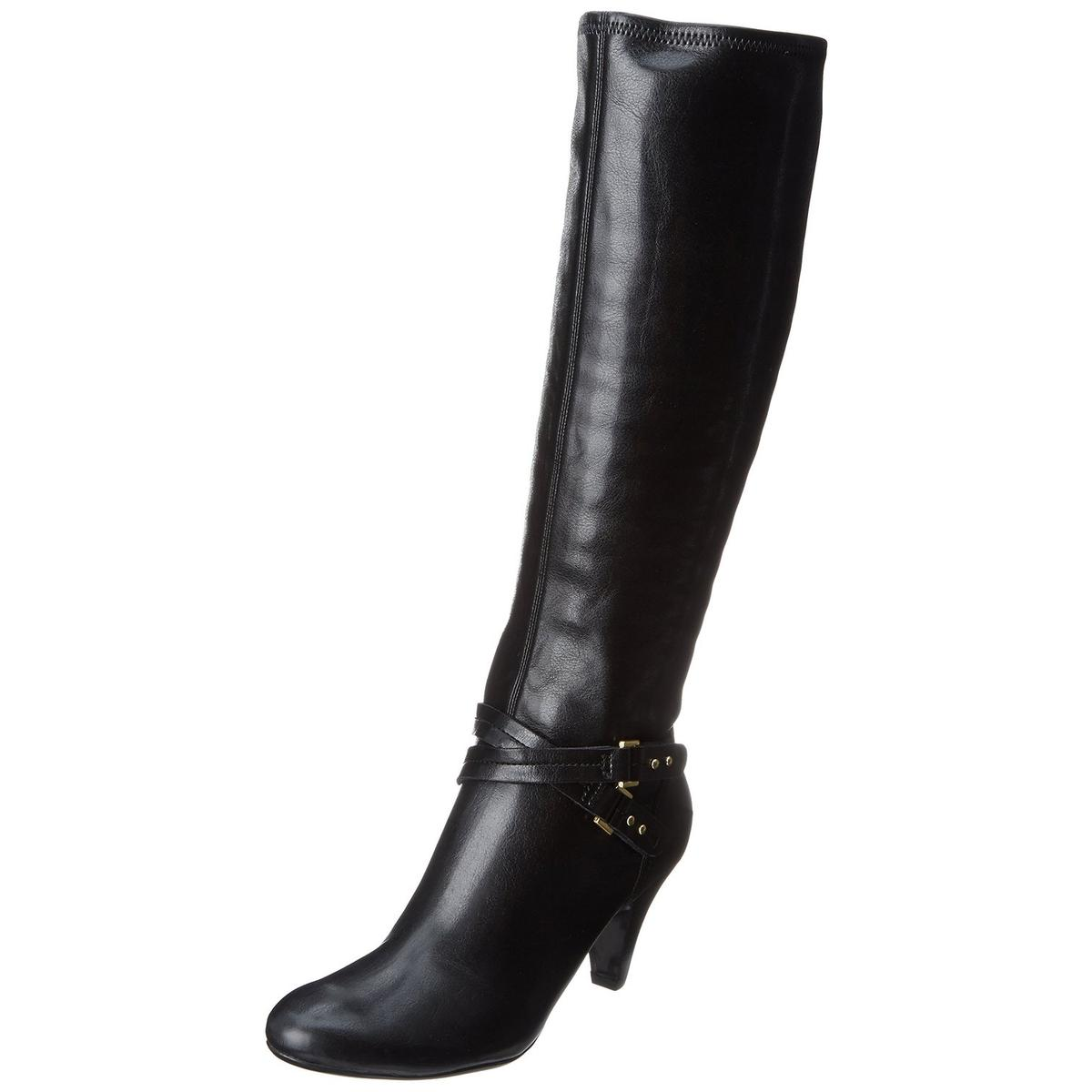 Click here to buy Naturalizer Byron Womens Black Boots by Naturalizer.