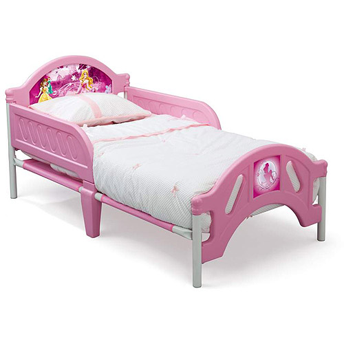 Disney - Princess Toddler Bed