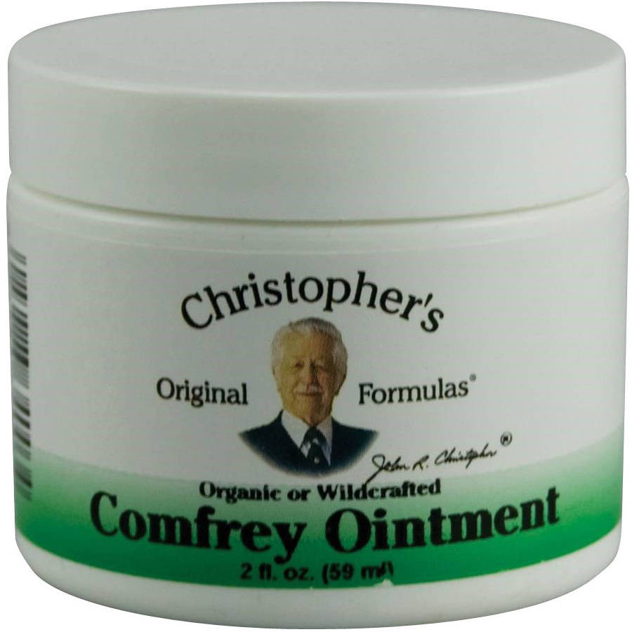 Christopher's Original Formulas Comfrey Ointment, 2 OZ