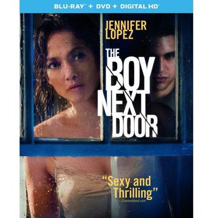 The Boy Next Door  Blu Ray   Dvd   Digital Hd   With Instawatch