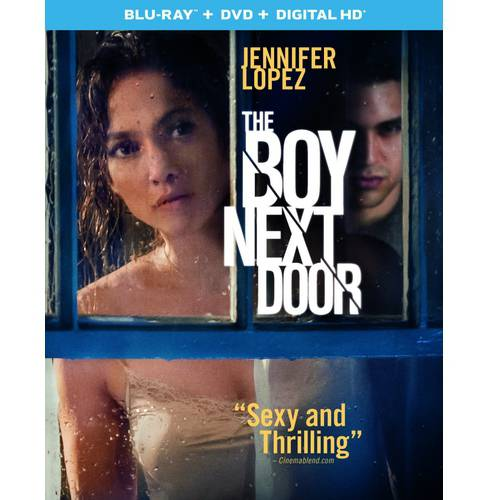 The Boy Next Door (Blu-ray   DVD   Digital HD) (With INSTAWATCH)