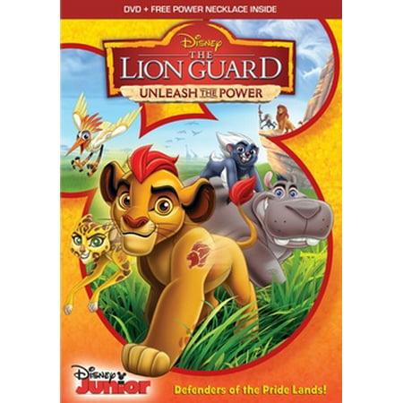 The Lion Guard: Unleash The - Larry The Lion