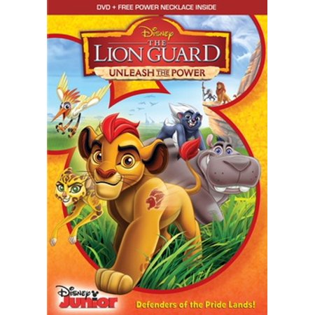 The Lion Guard: Unleash The - Larry The Lion