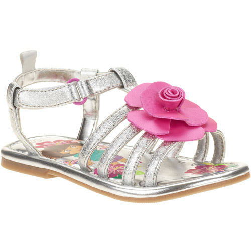Nickelodeon Toddler Girls' Dora Sandals