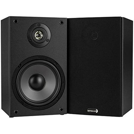 Dayton Audio B652 6-1/2-Inch 2-Way Bookshelf Speaker