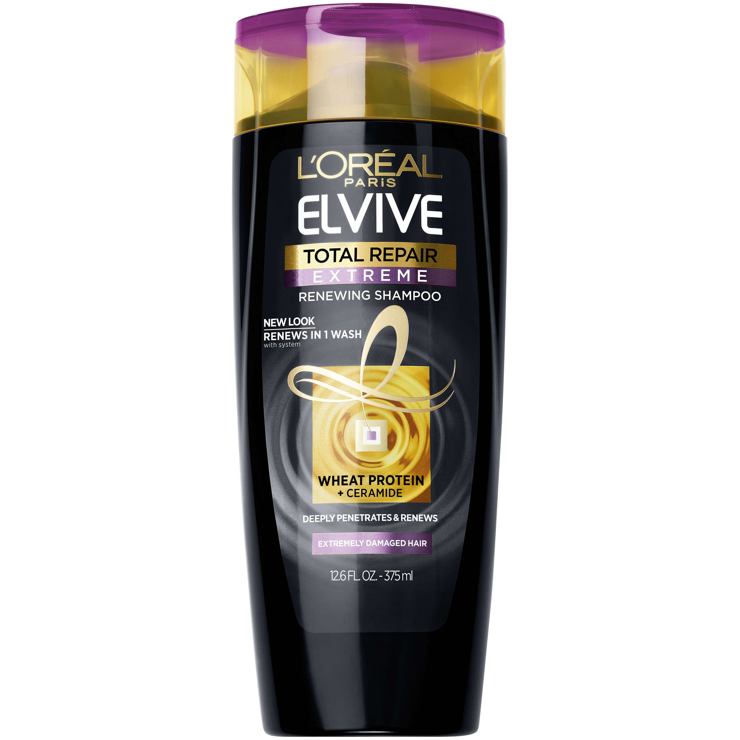 L'Oreal Paris Elvive Total Repair Extreme Renewing Shampoo 12.6 FL OZ