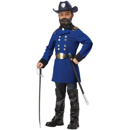 Union General Ulysses S. Grant Child Costume