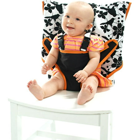 My Little Seat Travel Highchair - Coco Snow (My Little Travel High Chair)
