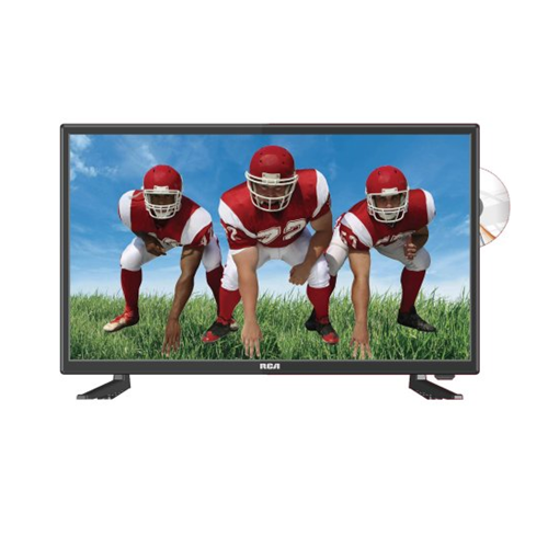 "Refurbished RCA 19"" Class HD (720P) LED TV with Built-in DVD (RTDVD1900)"