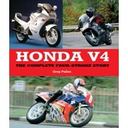 Honda V4 - eBook
