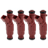 4pcs Brand New Fuel Injector Flow Matched for 2011 2012 2013 Hyundai Elantra 35310-2E000