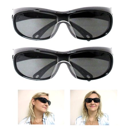 2 Sunglasses Floating 100% UV Polarized Plastic Fishing Kayaking Unisex (Sunglasses 100 Uv)