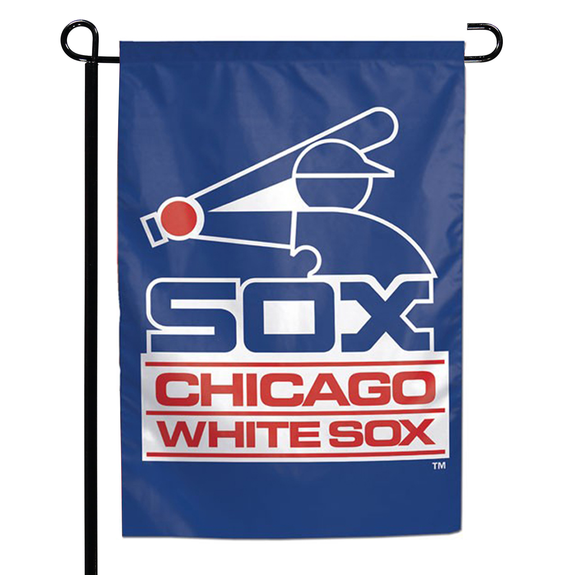 "Chicago White Sox WinCraft 12.5"" x 18"" Double-Sided Garden Flag - No Size"