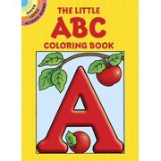 The Little ABC Coloring Book (Paperback)