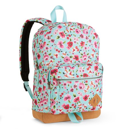 No Boundaries Floral Dome Backpack