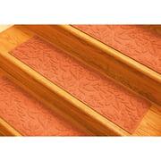 Tucker Murphy Pet Beaupre Orange Fall Day Stair Tread (Set of 4)