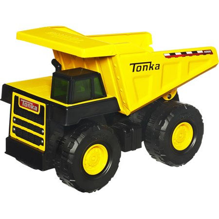 Tonka Toy Trucks >> Tonka Ton Ts4000 Steel Dump Truck