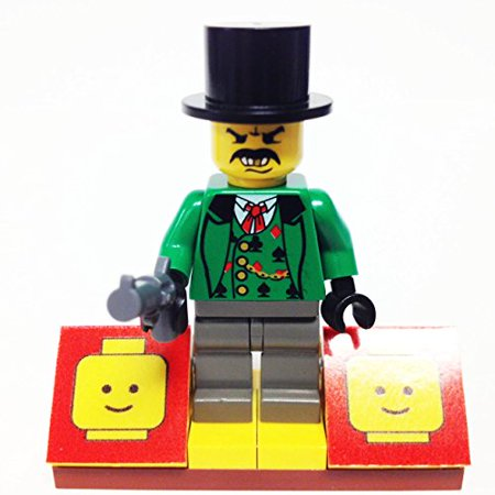 MinifigurePacks: Lego Western - Bandit's Secret Hide-Out Cowboys Bundle