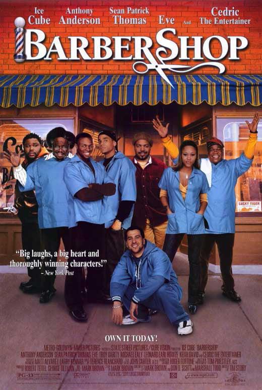 Barbershop Movie Poster