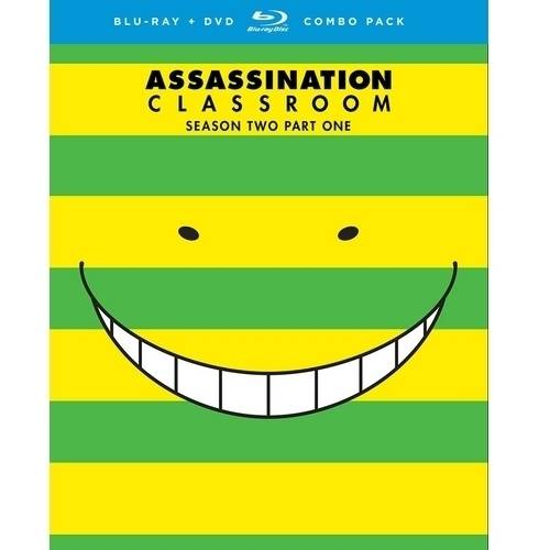 Assassination Classroom: Season Two, Part One (Blu-ray + DVD) (Widescreen) by Funimation