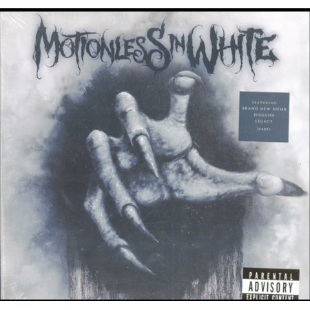 Motionless in White Disguise Vinyl