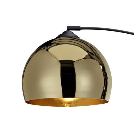 Versanora Arquer Arc Floor Lamp