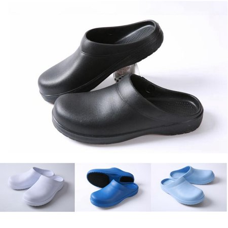 Men Women's Rainy Day WaterProof Non-Slip Work Safety Shoes For