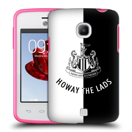 Official Newcastle United Fc Nufc Howay The Lads Tunnel Sign Hard Back Case For Lg Phones 2