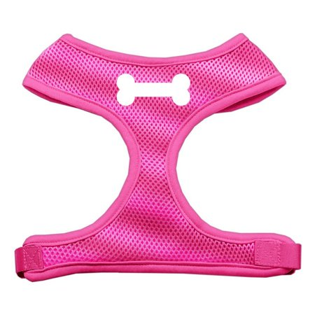 Bone Design Soft Mesh Harnesses Pink Large