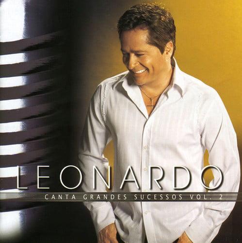 Leonardo - Leonardo: Vol. 2-Canta Grandes Sucessos [CD]