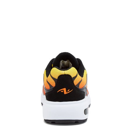 Athletic Works Little & Big Boys Flame Athletic Sneaker, Sizes 12-6