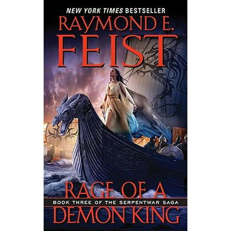 Rage of a Demon King : Book Three of the Serpentwar Saga Meaning Three Kings