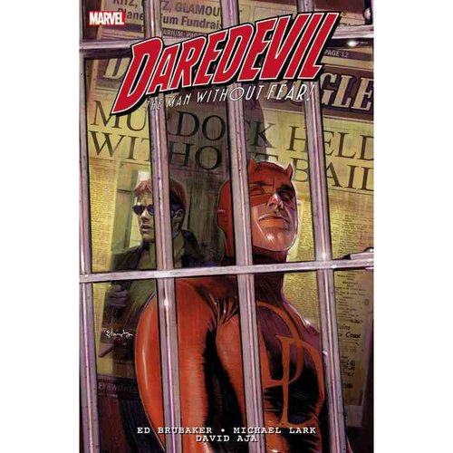Daredevil: The Man Without Fear! Ultimate Collection 1