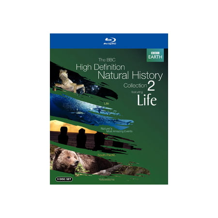 BBC High Definition Natural History Collection 2: Life