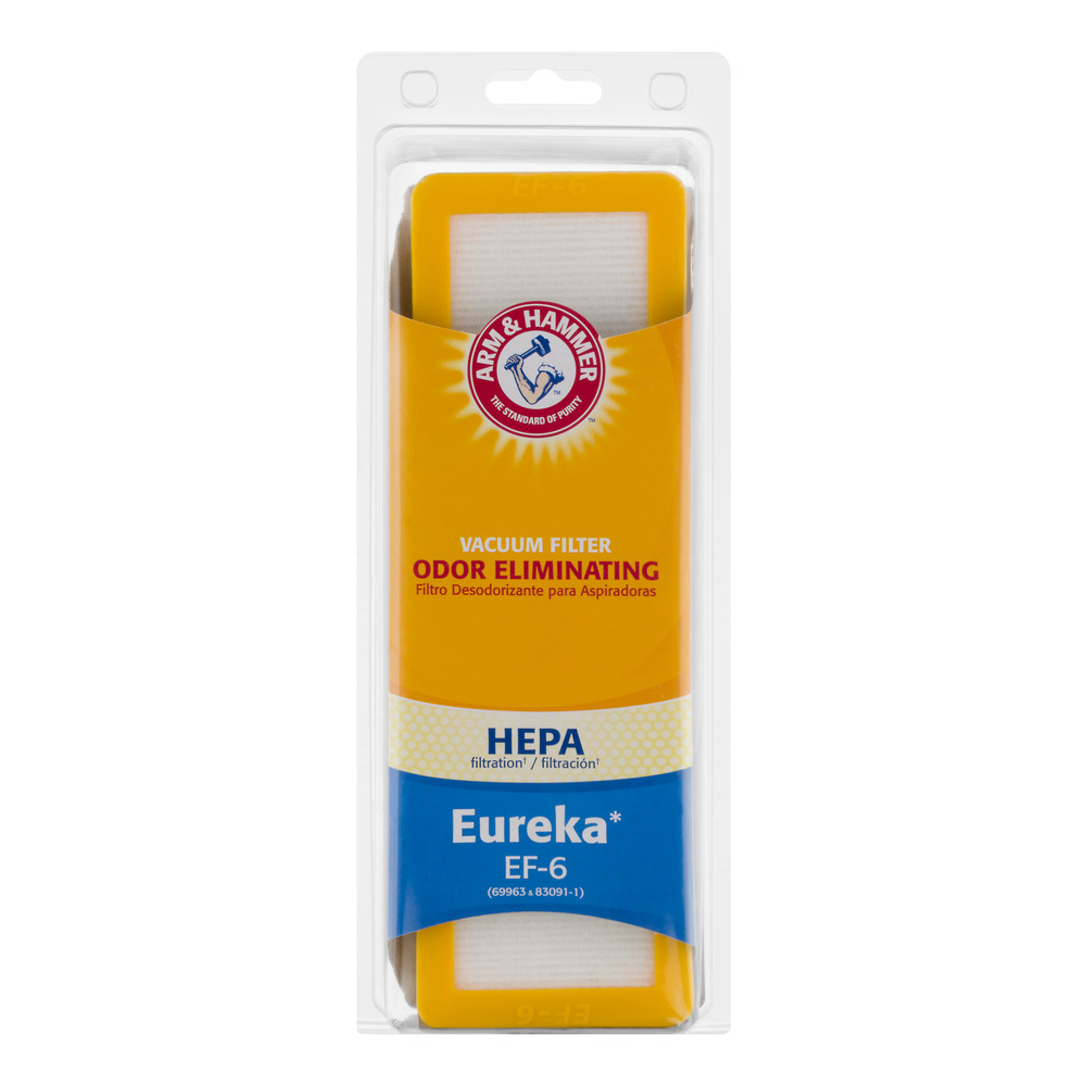 A&H Eureka Style EF-6 Hi Efficiency Allergen Filter Pkg