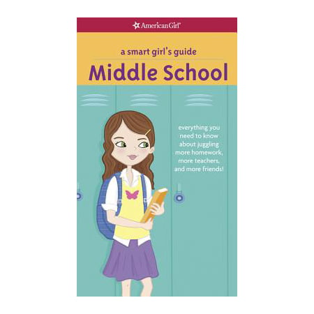 Middle School Writing Activities For Halloween (A Smart Girl's Guide: Middle School: Everything You Need to Know about Juggling More Homework, More Teachers, and More)
