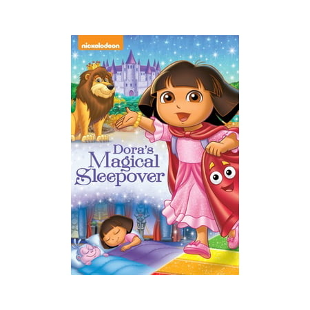 Dora's Halloween Dvd (Dora the Explorer: Dora's Magical Sleepover)