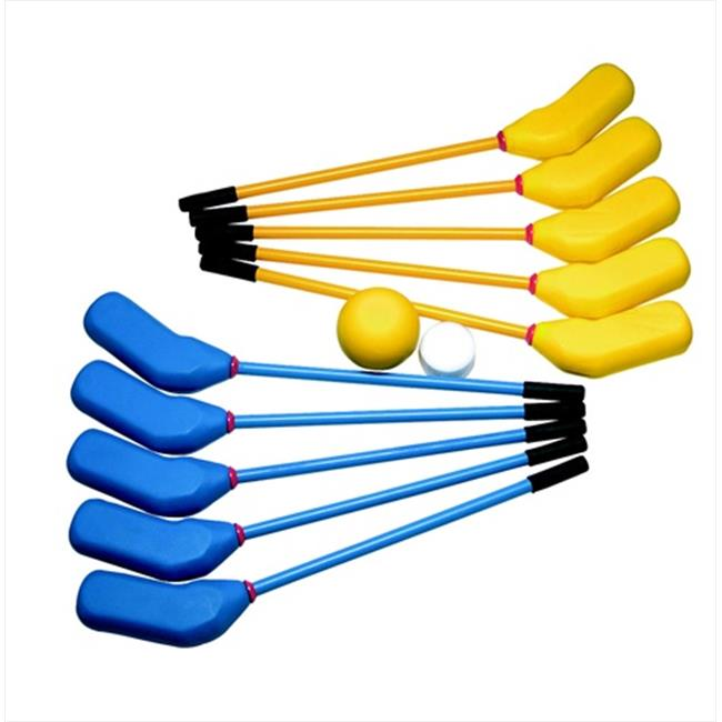 Sportime 007058 Super Softouch Hockey Set by Sportime