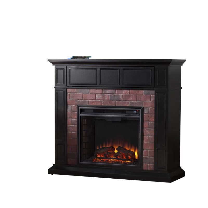 Southern Enterprises Kyledale Faux Brick Electric
