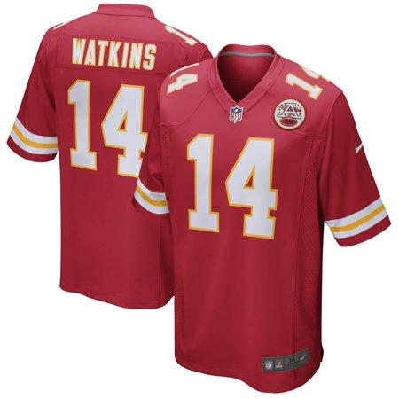 new arrival eee3e dba2b Sammy Watkins Kansas City Chiefs Nike Game Jersey - Red