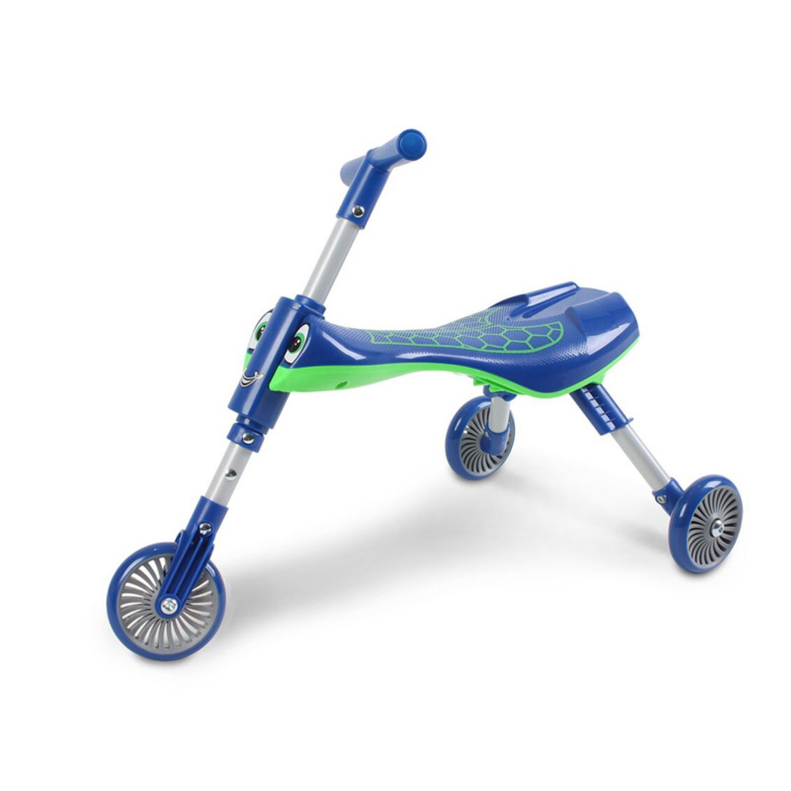 The Bugs Scuttlebug Dragonfly Riding Toy - Blue/Green