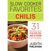 Slow Cooker Favorites: Chilis - eBook