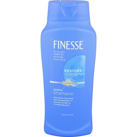 Finesse Restore + Strengthen Normal Shampoo, 24