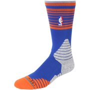 Men's Stance Blue New York Knicks Core Stripe Crew Socks