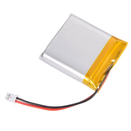 Power Supply DC 3.7V 2000mAh 103745 Rechargeable Lithium Polymer Li-Po Battery - image 4 de 5