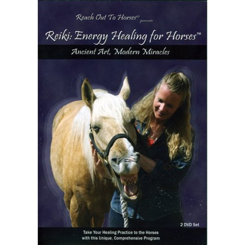 Reiki: Energy Healing For Horses (Japanese)