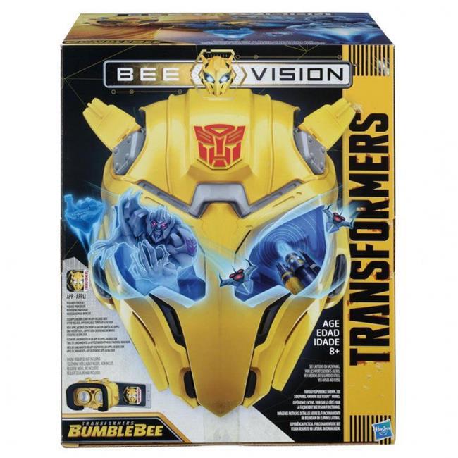 Hasbro HSBE0707 Transformers Bumblebee Hero Vision Mask Toy by Hasbro