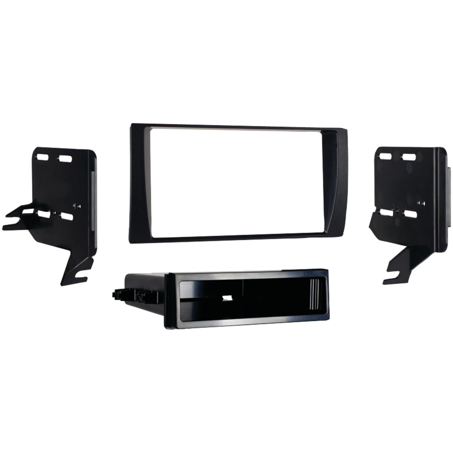 Metra 99-8231 2002–2006 Toyota Camry Single- or Double-DIN Installation Kit