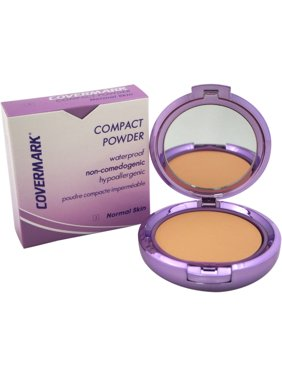 Covermark for Women Compact Powder Waterproof # 3 Normal Skin, 0.35 oz