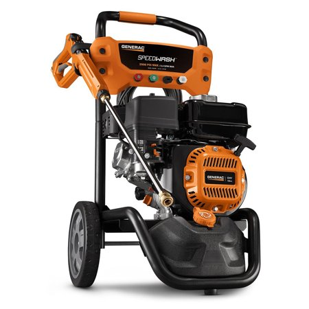 Generac 6882 - 2,900 PSI 2.4 GPM SpeedWash Gas Pressure Washer